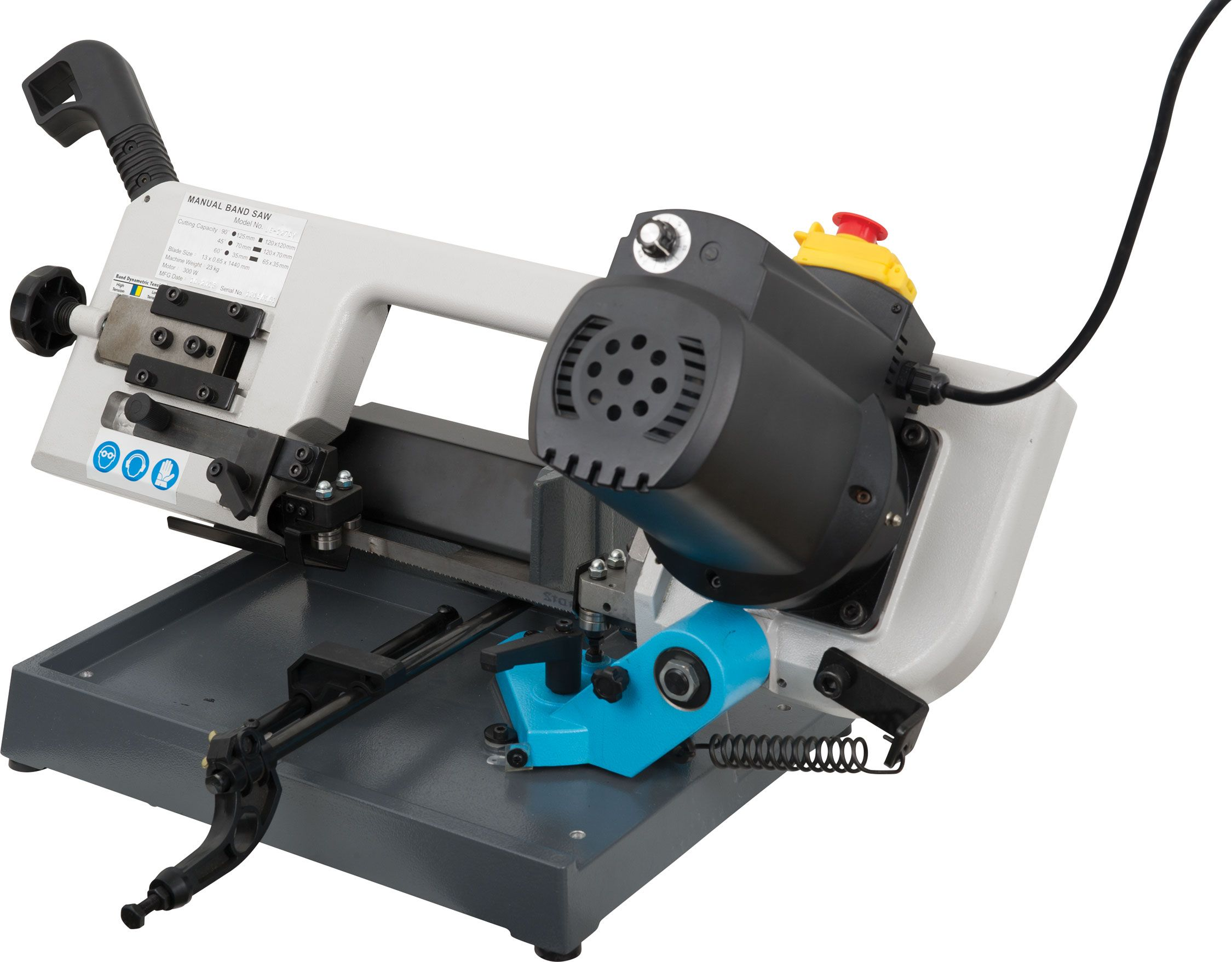 Powerfist 5 in. Portable Band Saw | Princess Auto