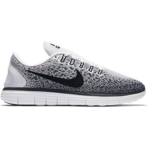 buy popular 36641 65682 Mens Nike Free RN Distance WhiteBlackDark GreyAnthracite Size 13 M US   Click image to review more details. (This is an affiliate link)  ...