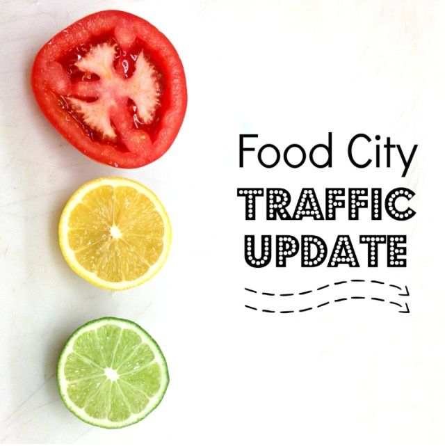 Visit www.facebook.com/FoodCityEP for traffic updates in front of our 5400 Alameda location.