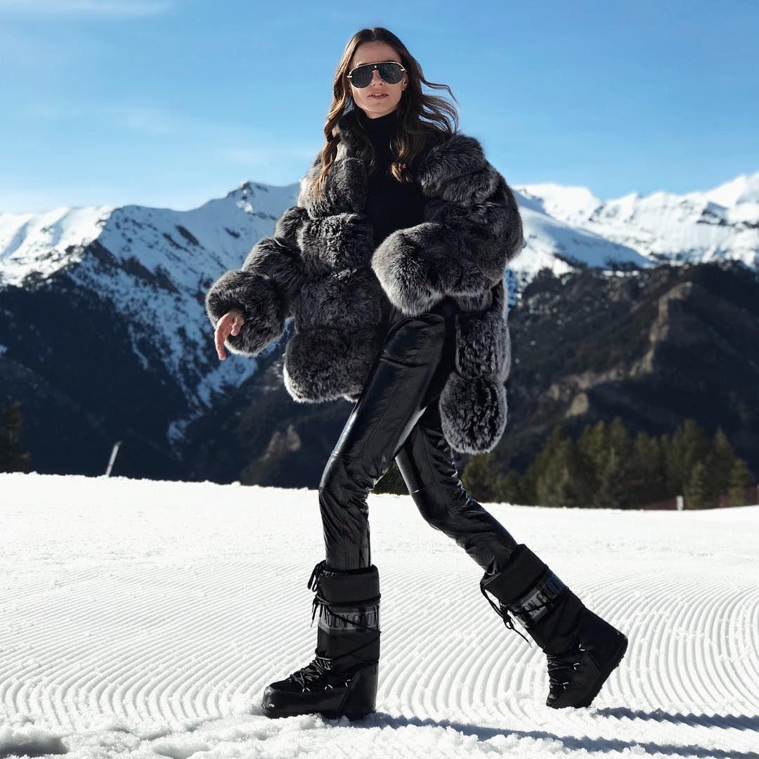 Andorra Womens Snow Boot | Mountain