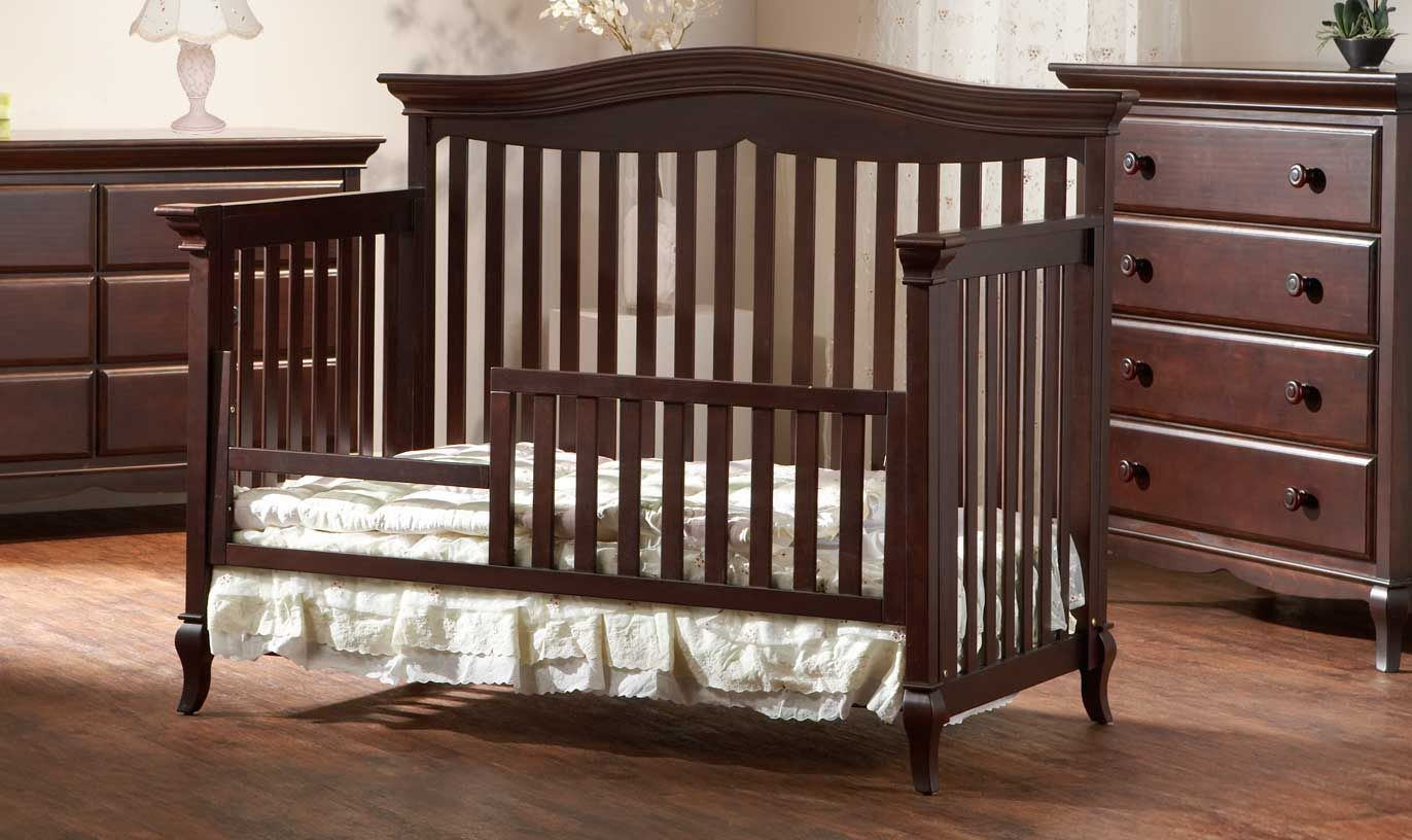 20 Crib Into Toddler Bed