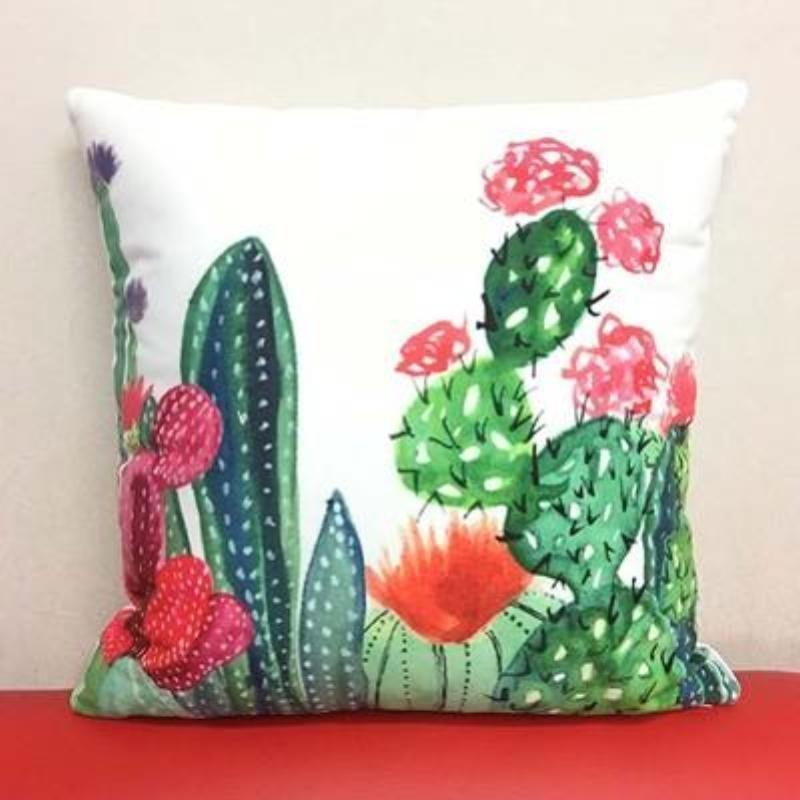 Cactus Pillow Covers | Cactus pillow