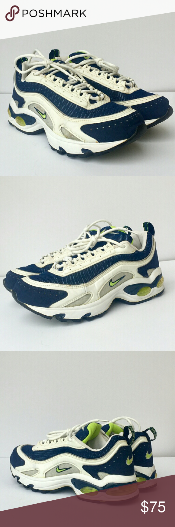 size 40 f8742 958e3 1997 Vintage OG Nike Air Max Tailwind II Mint condition ...
