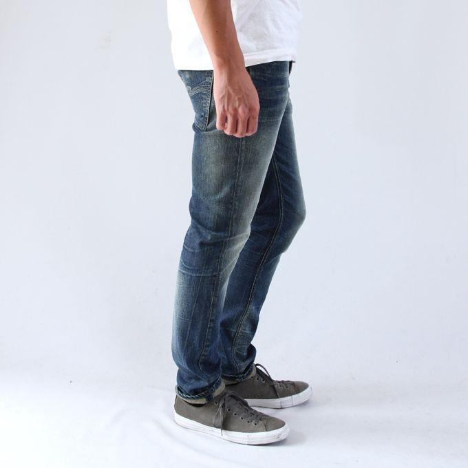 Rakuten: Nudie Jeans( nudie jeans )/GRIM TIM( denim Grimm Tim) (38,161-1149)- Shopping Japanese products from Japan