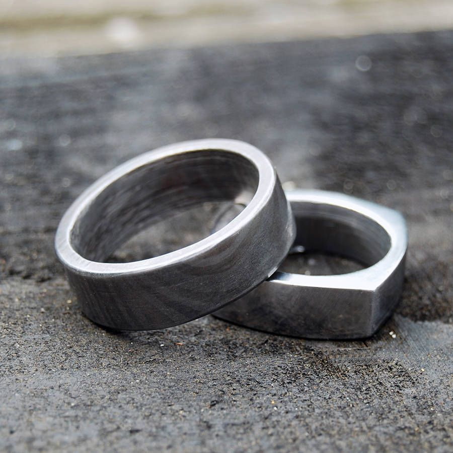 by black blacktoadforge forge hand rings forged custommade the com toad crafted
