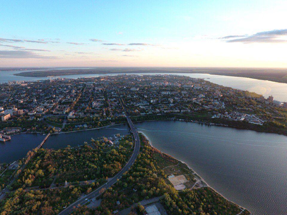 Николаев город фото ниже данные
