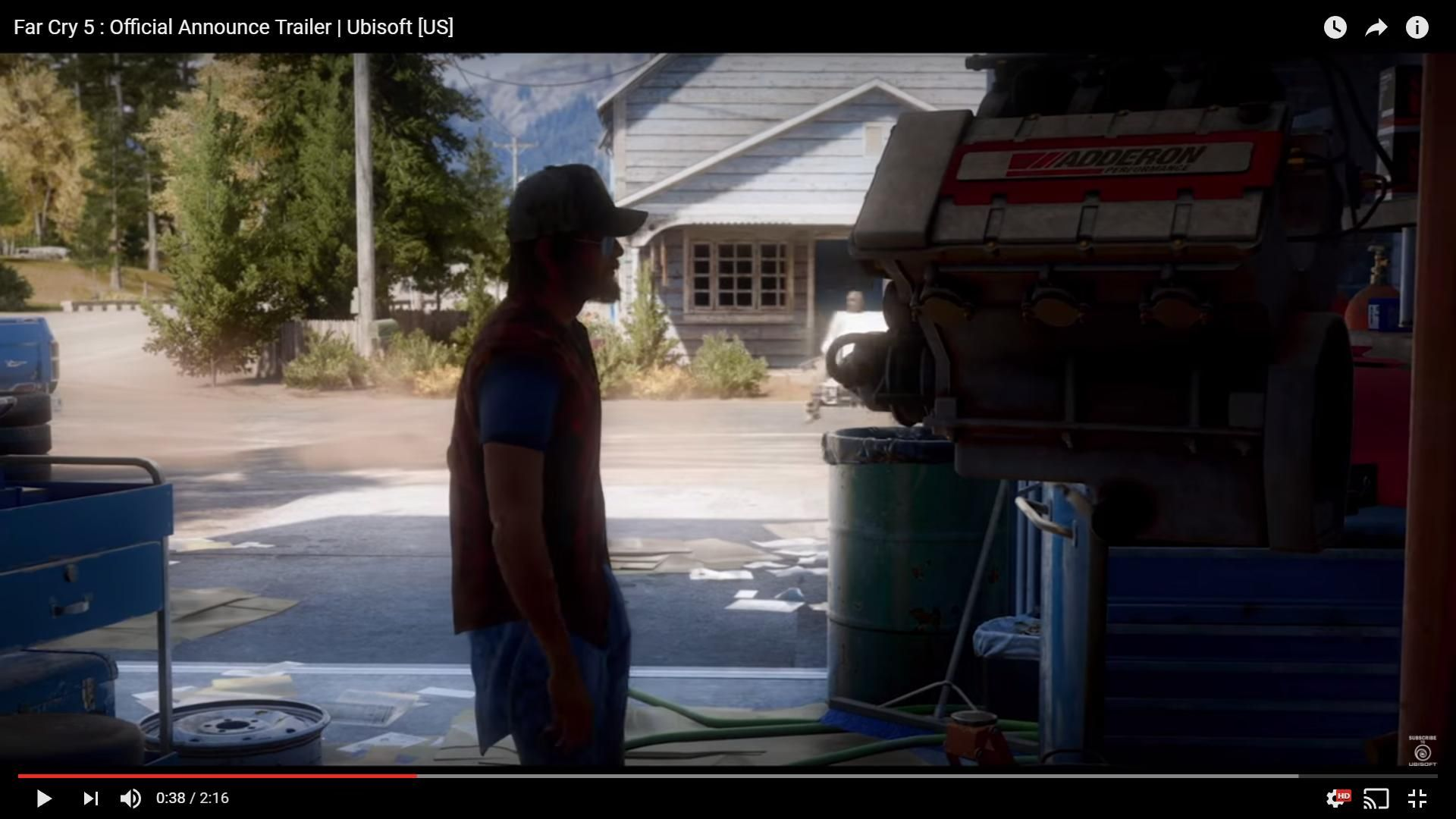 Shout Out To Norman Reedus In Far Cry 5 News Of Video Game