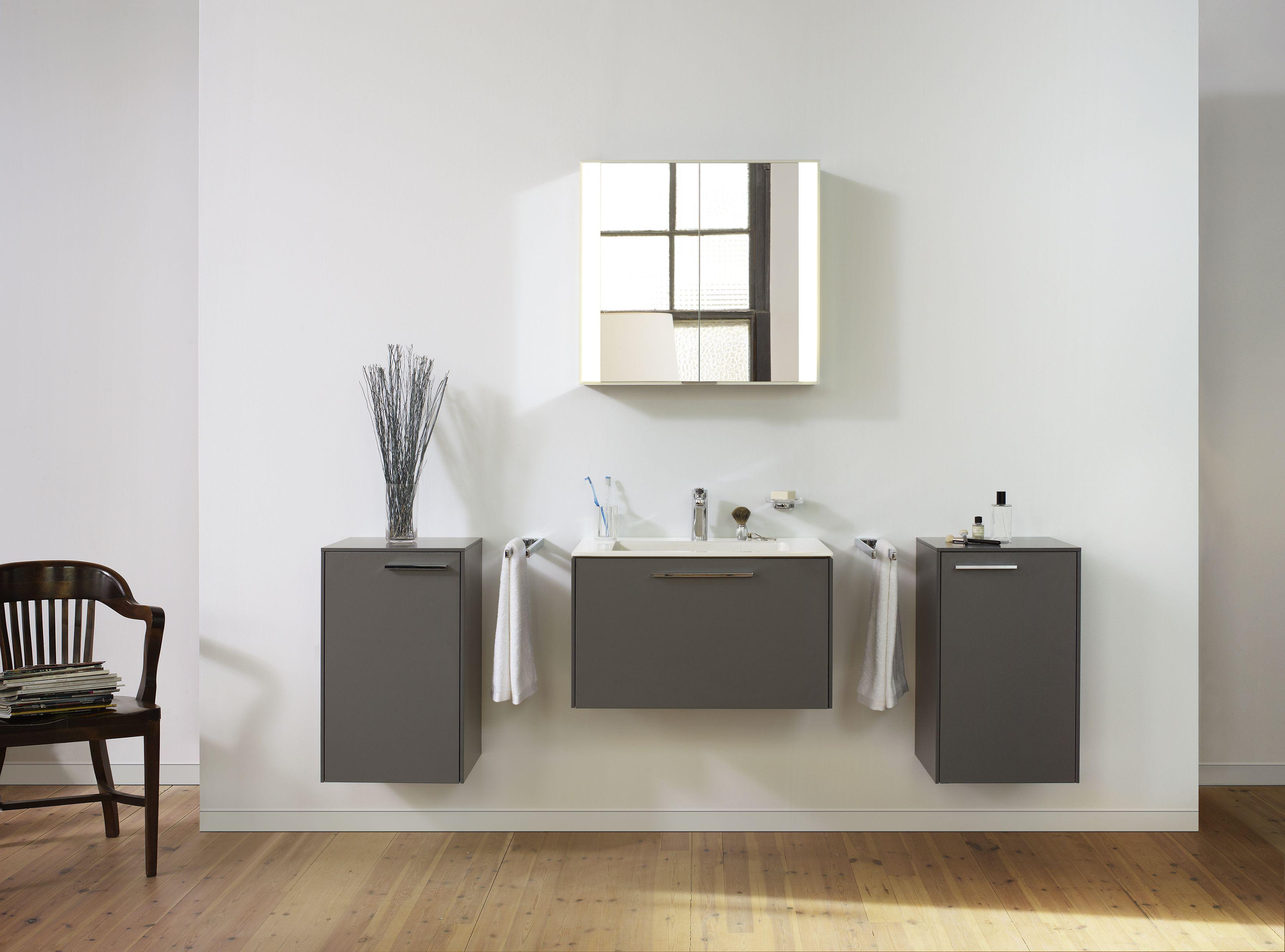 Keuco Royal 60 Bathroomfurniture Architecture Design Spiegelschrank Badezimmer Waschtisch