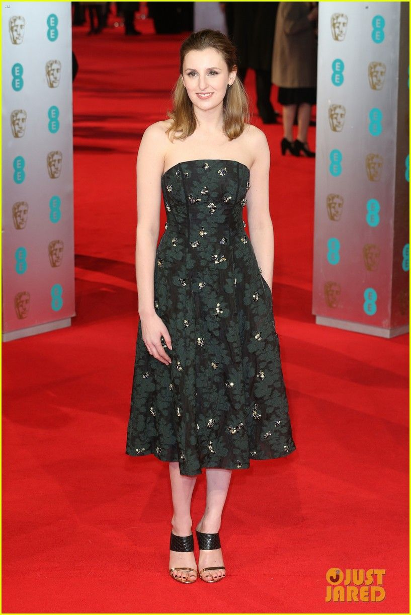 Laura carmichael baftas red carpet i donut know about the