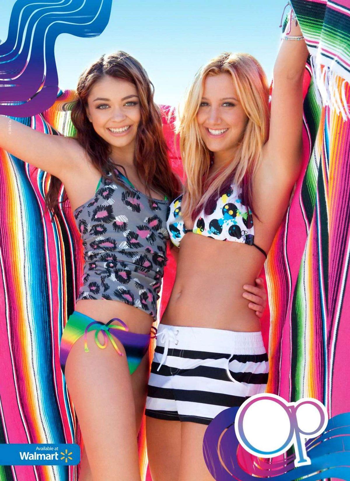 bikini Ashley hyland tisdale sarah