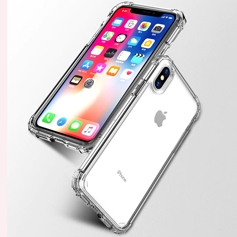 Phone Case For Iphone 11 X Xs Xr Xs Max 8 7 Plus Back Cover In 2020 Silicone Iphone Cases Clear Iphone Case Silicone Phone Case