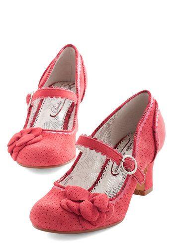 Shoe Better Believe It! Heel by Poetic License - $140