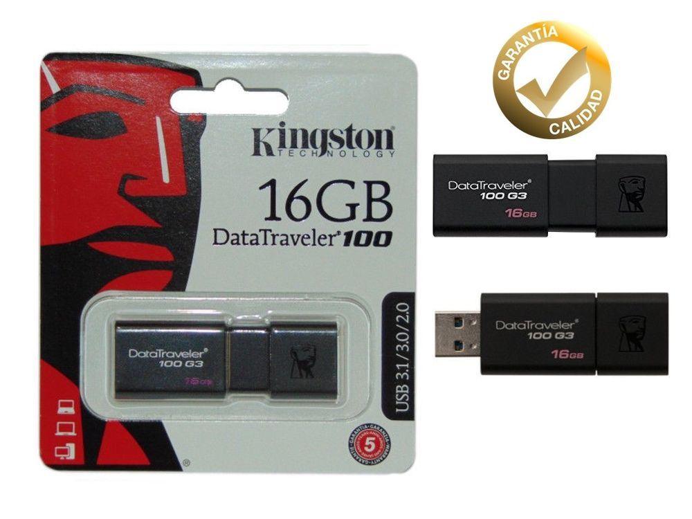Pen Drive 16gb Kingston Usb 3 0 25 16 Gb Memoria Usb Pendrive