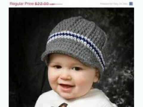 d0247bc6f VERY EASY crochet jester / square hat tutorial - all baby / child's ...