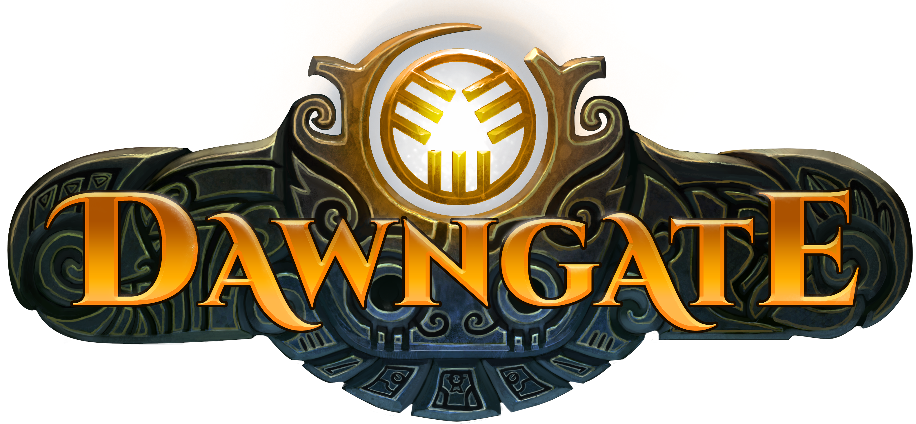 Dawngate Logo Png 3160 1464 Defense Of The Ancients Logos