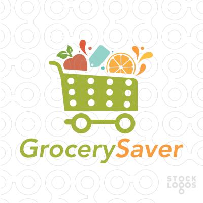 Logo Maker Premium Logos For Sale Brandcrowd Supermarket Logo Grocery Grocery Store
