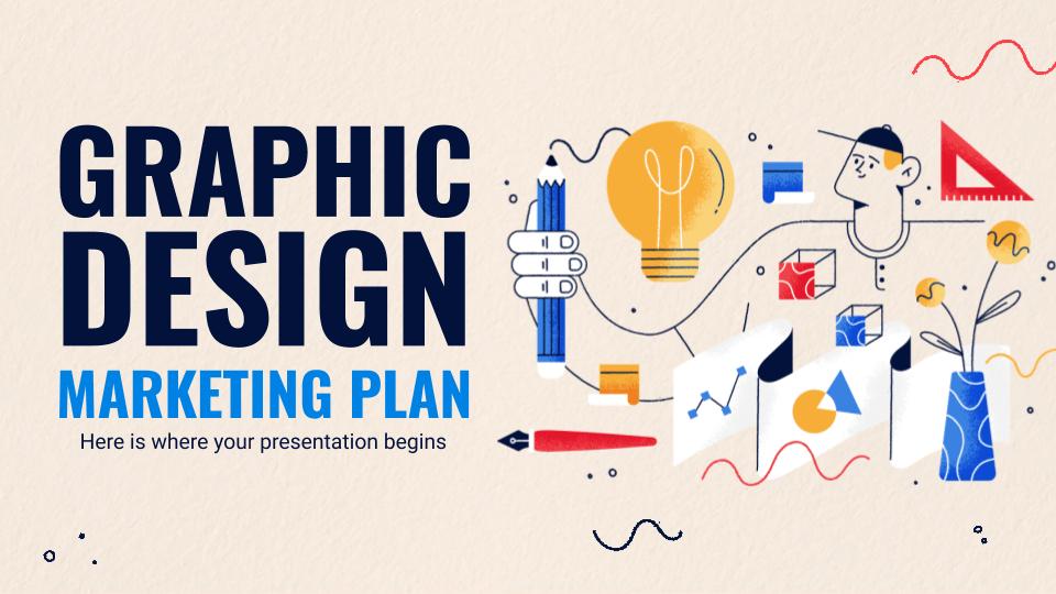 Free Google Slides Themes And Powerpoint Templates Slidesgo Graphic Design Marketing Marketing Plan Graphic Design Company