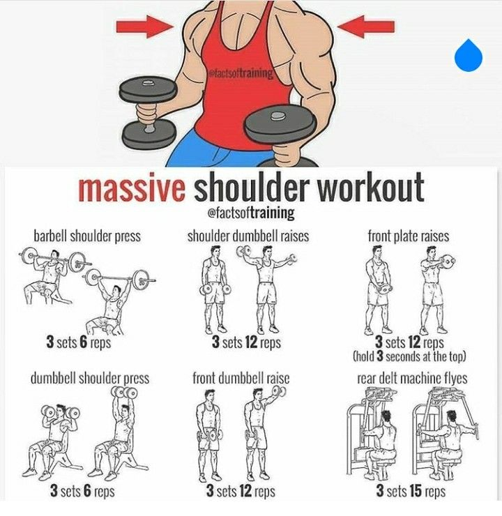 Pin von im_edgarz auf Arms/Chest Workouts | Pinterest | Übungen ...