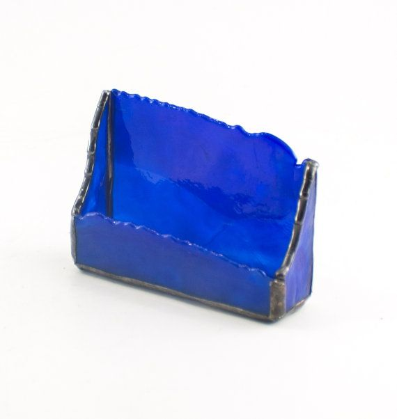 Business Card Holder For Men Desk Accessories For Home Etsy Unique Office Decor Business Card Holders Executive Gifts