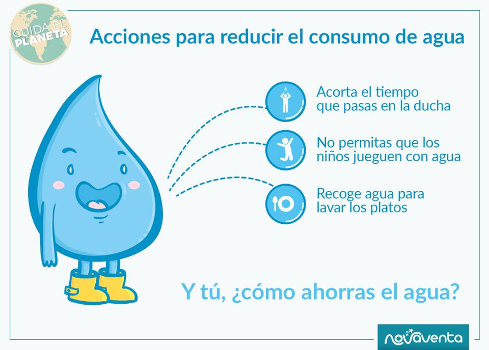 Es momento de concientizarnos de la importancia de ahorrar for Ideas para ahorrar agua