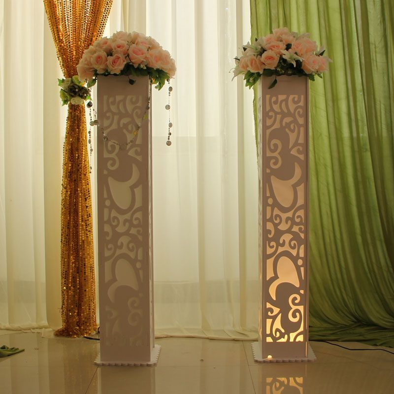 8pcs wedding carved pillars column wedding road lead stand without 8pcs wedding carved pillars column wedding road lead stand without light wedding party decoration wholesale wedding accessorieschina mainland junglespirit Choice Image