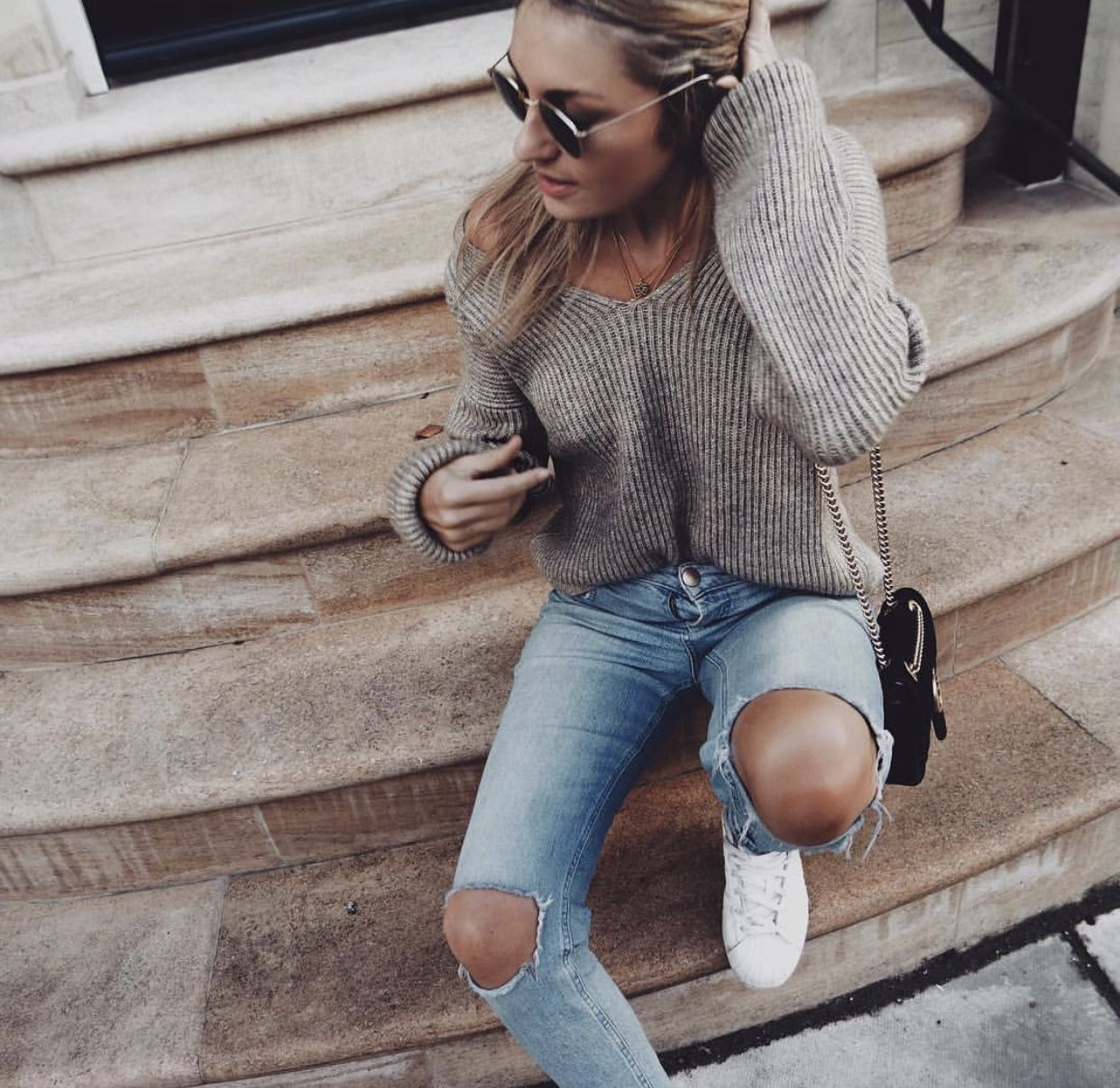 Flannel shirt trend  Pin by ѕєℓєηα on my style  Pinterest  Fashion beauty Fall