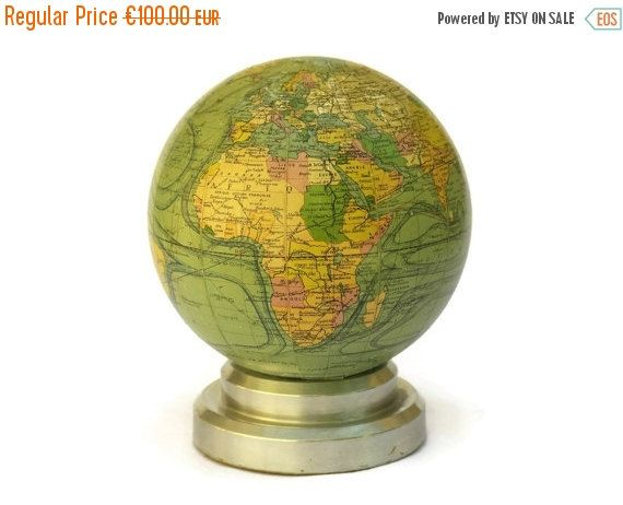 Globes For Sale >> On Sale World Globe Desk Lamp Illuminated Map By