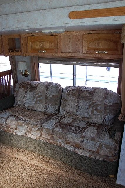 1998 Damon Daybreak Single Slide Class A Gas Motorhome Rvs For Sale Used Rvs Travel Trailer