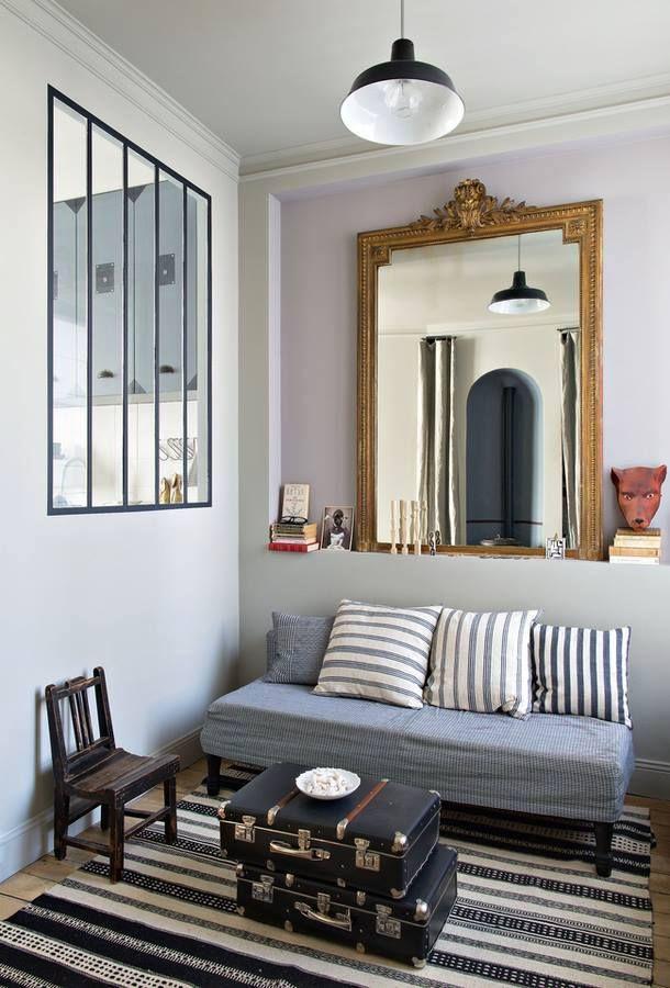 Espejos y Feng Shui Feng shui, Living rooms and Room