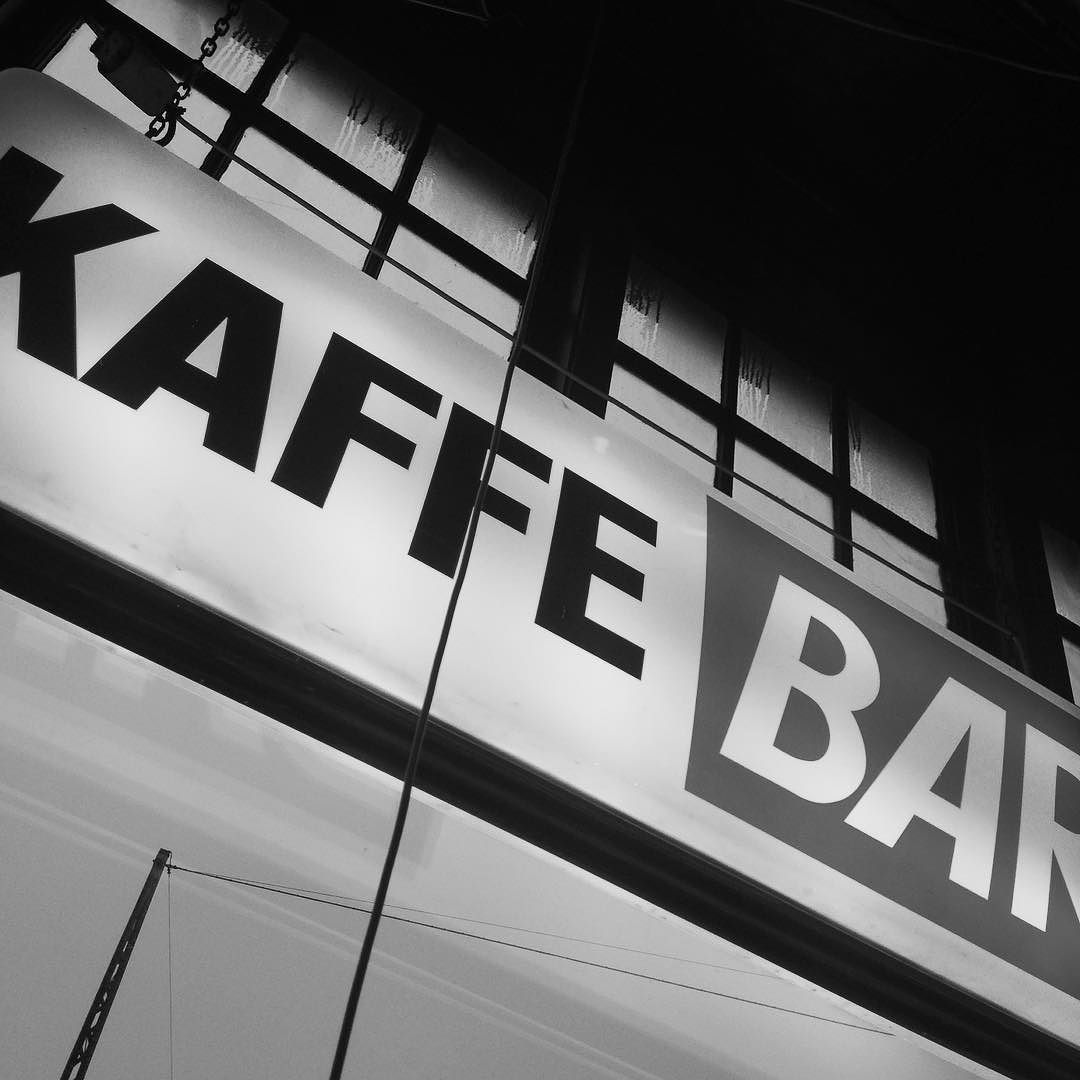 Chai date med @brixens  på @kaffebarvalby #kaffebarvalby