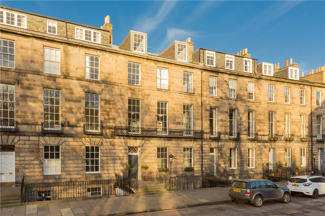 house for sale in Abercromby Place, Edinburgh, Midlothian