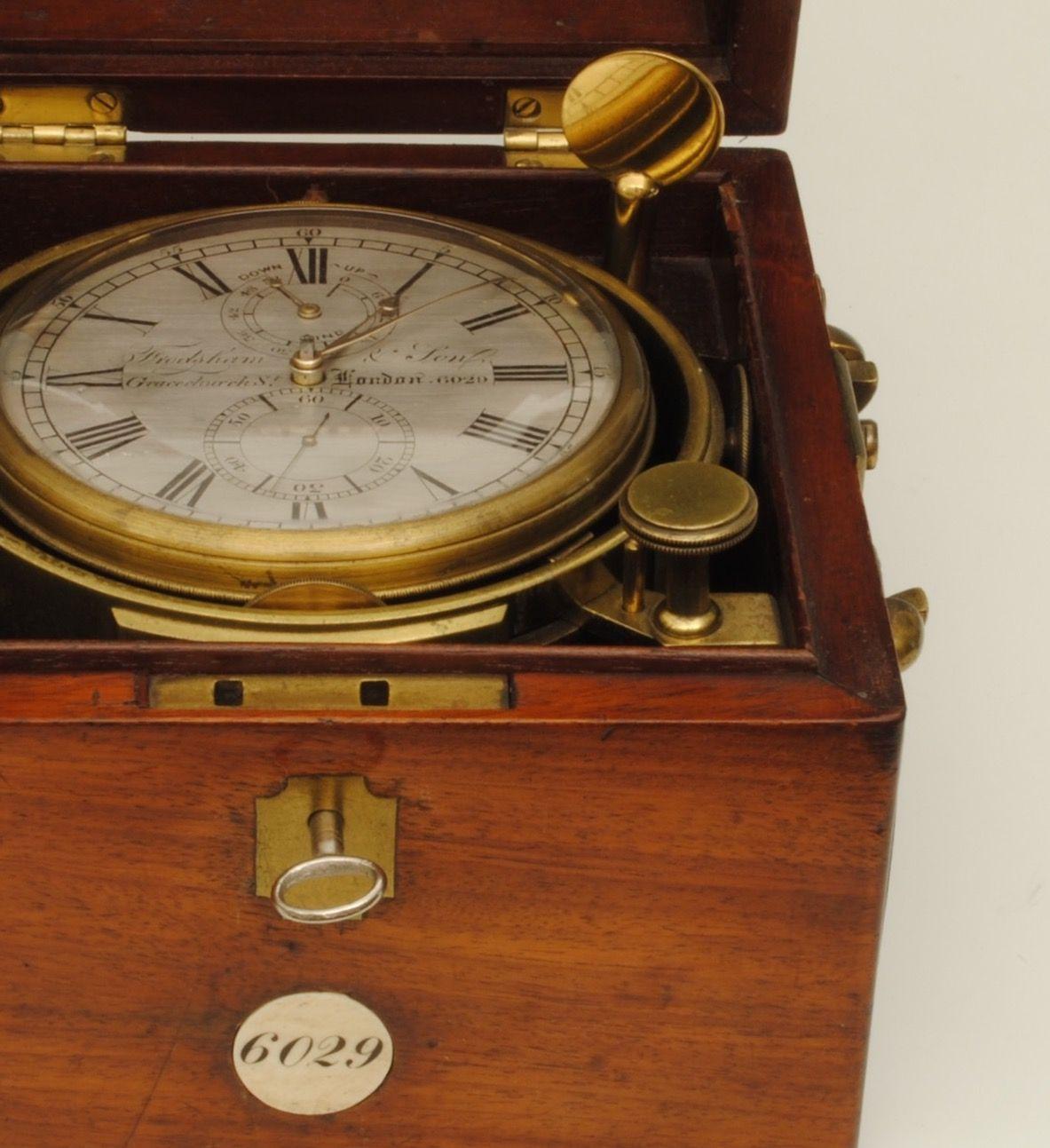 John Frodsham marine chronometer No.6029 made in 1840
