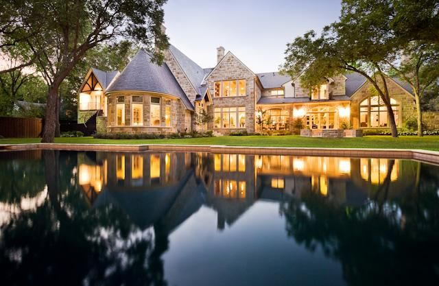 Old World Mansion – $4,450,000   Pricey Pads