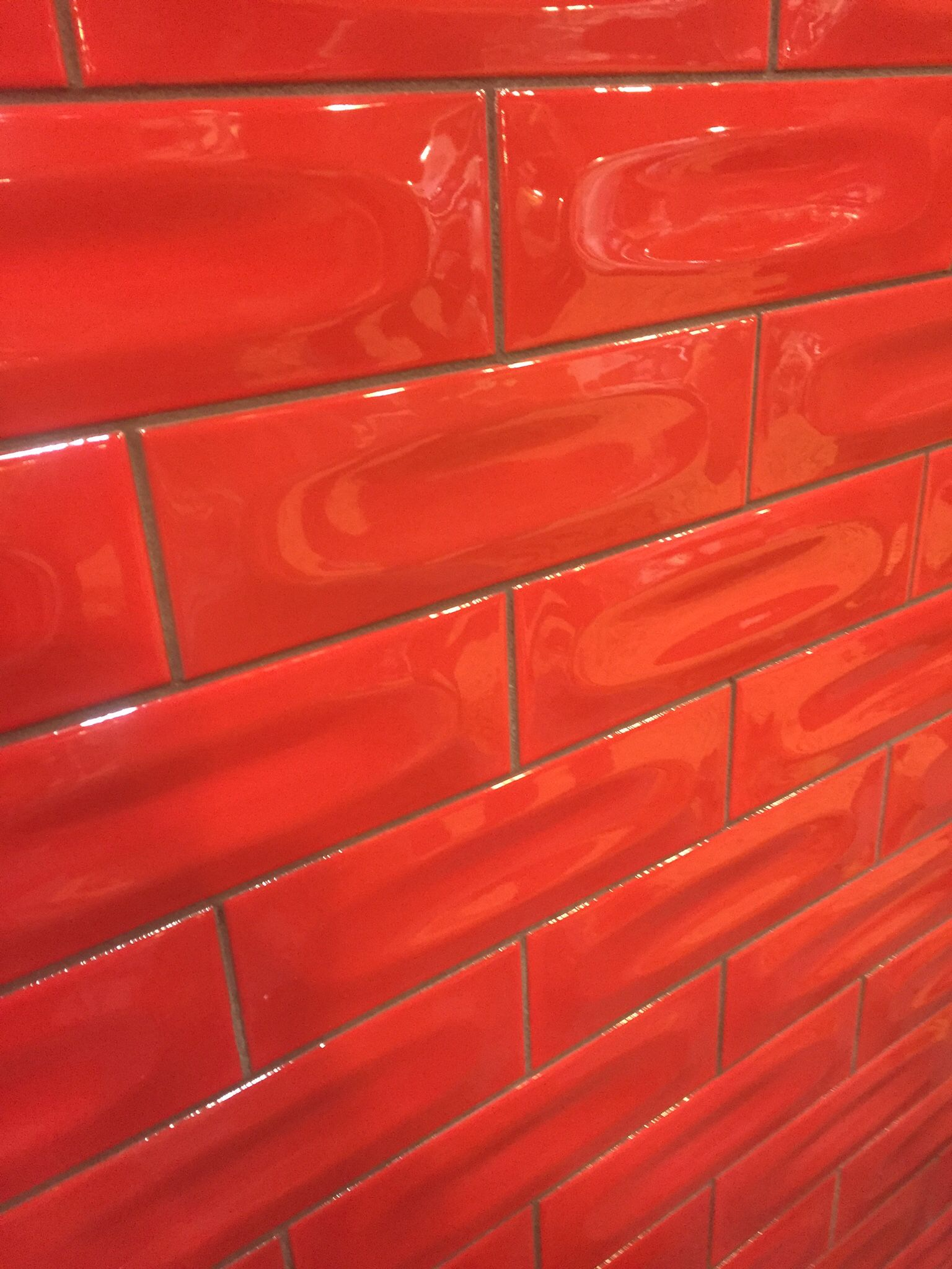 Graphic Tiles Kitchen