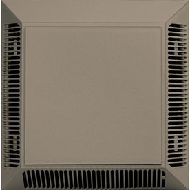 Builders Edge 7-In L Clay Plastic Soffit Vent 140057575097