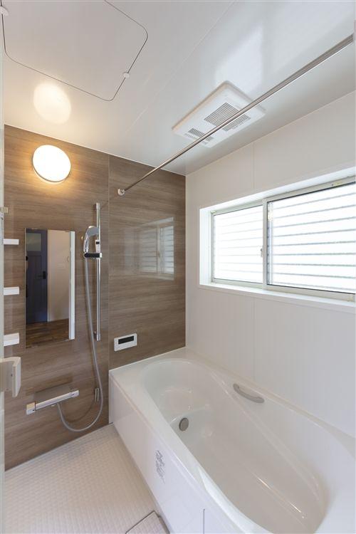 カリフォルニア工務店 浴室 デザイン 浴室 インテリア バスルーム インテリア