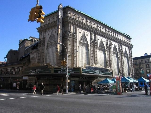 Map: Watch The Rise And Fall Of NYC's Many Movie Theaters