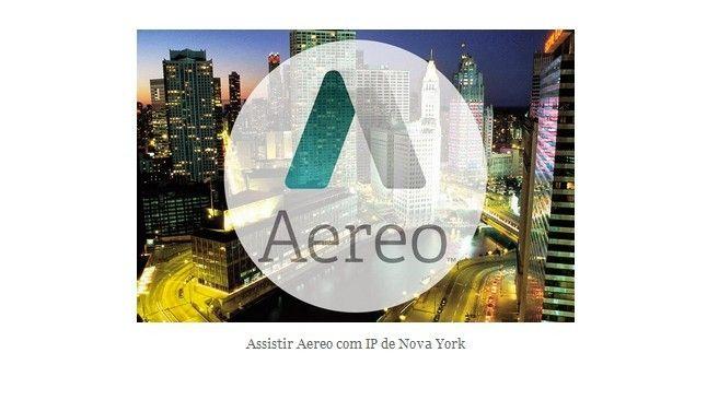 Aereo é uma empresa de tecnologia com sede em Nova York, que permite que os assinantes para ver ao vivo, bem como fluxos de tempo mudaram de televisão over-the-air em dispositivos conectados à Internet.