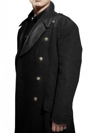 Captain Jack Harkness Trench Coat | Fit jackets | Captain
