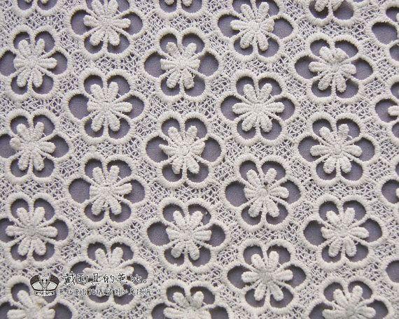 lace fabric , cotton, wedding dress fabric fashion design , M66
