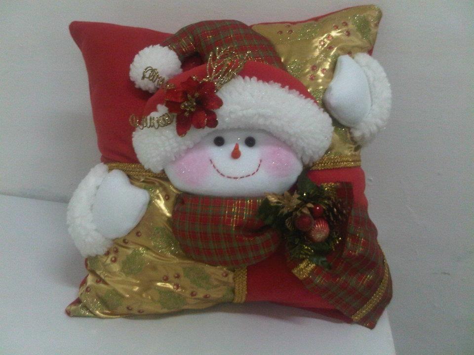 Pin de miryan soledad en cojines navide os pinterest - Cojines de navidad ...