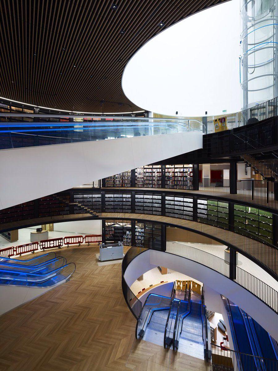 Birmingham Bibliothek
