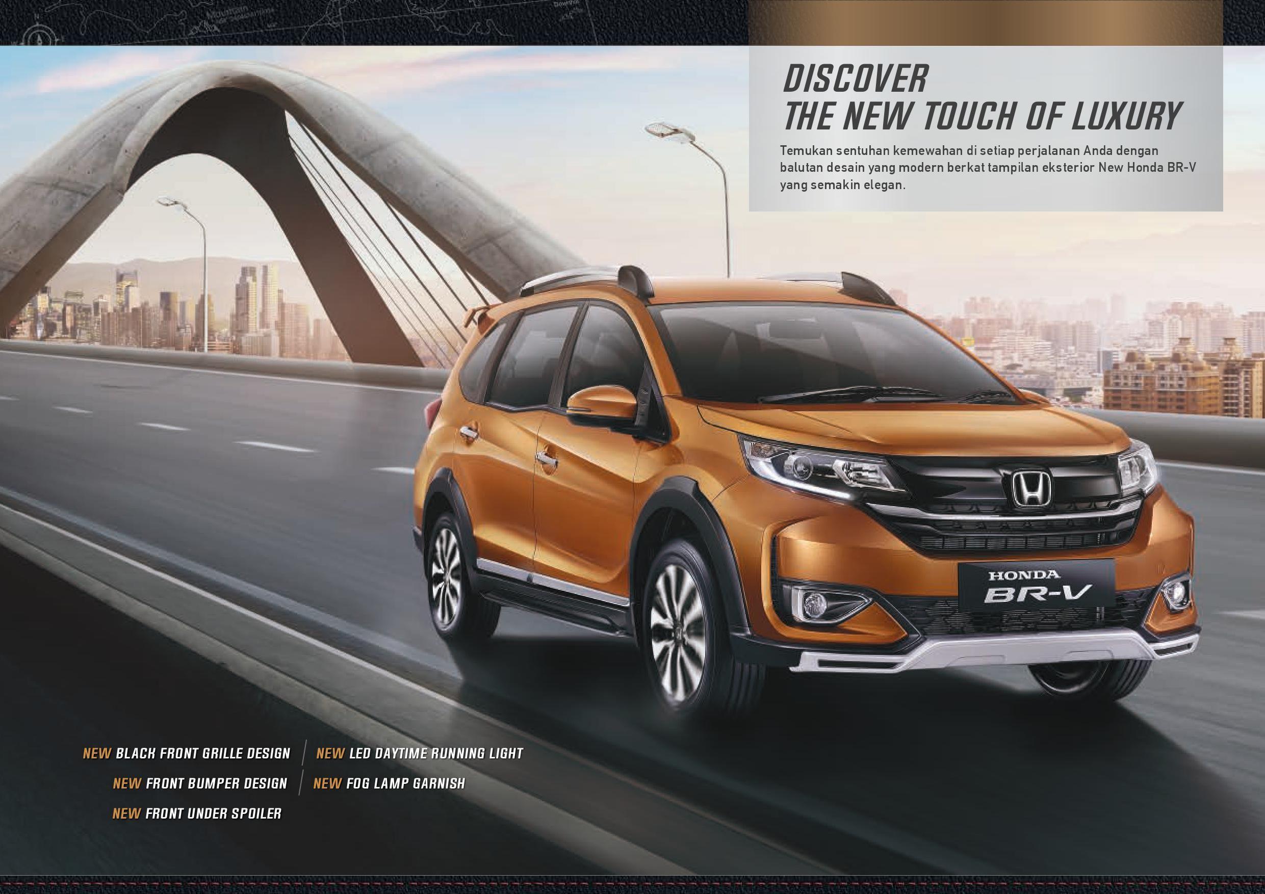 HONDA BRV BALI HONDA DENPASAR di 2020 Honda, Kota
