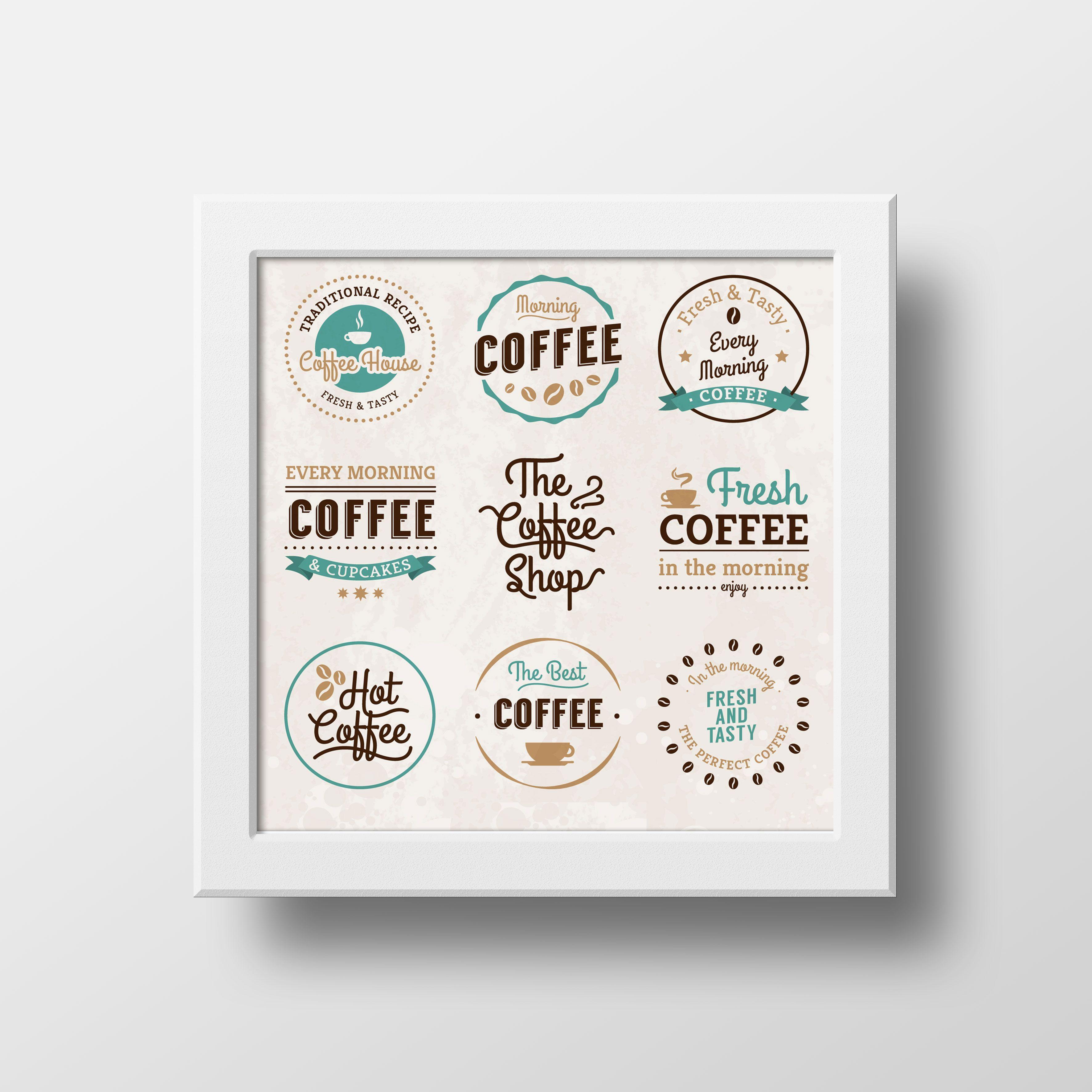 081 946 542 871 Poster Cafe Vintage Poster Cafe Retro Poster Hiasan Dinding Cafe Poster Dinding Hiasan