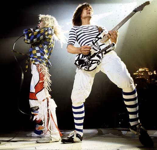 Van Halen in 1981 = KINGS !!!