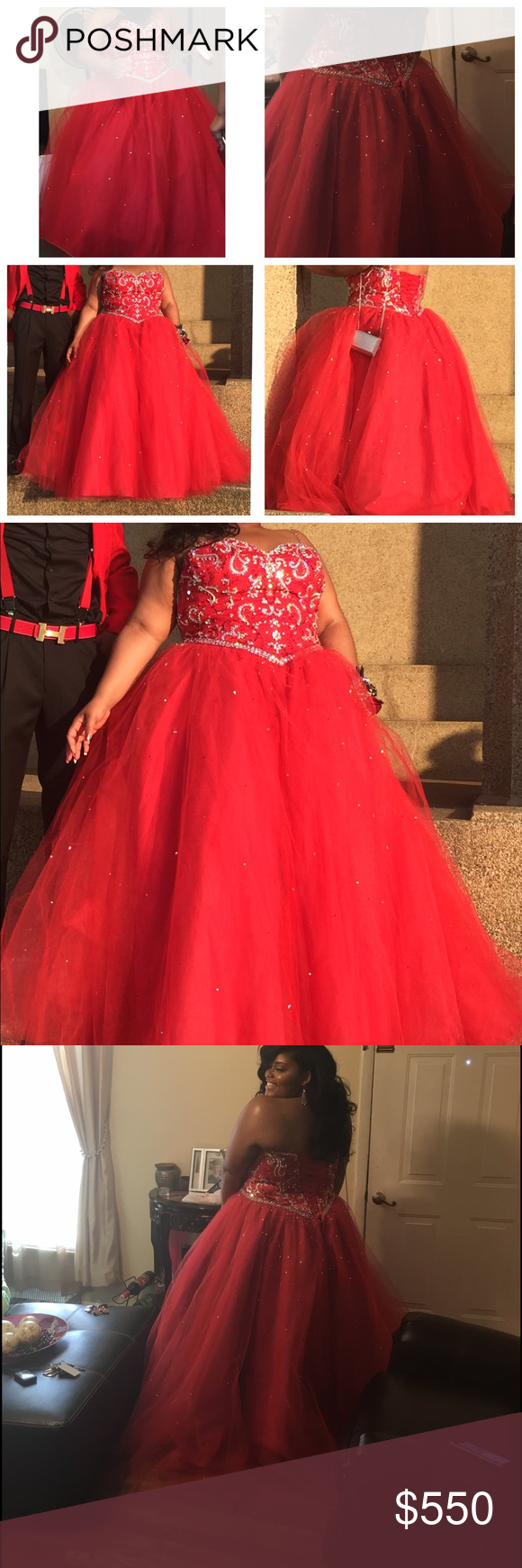 Prom Dress   My Posh Picks by Ceola Page   Pinterest   Prom night ...