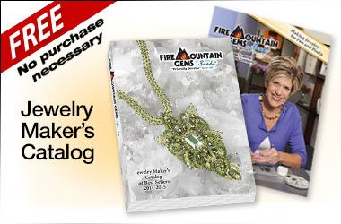 11d68ca0a Free Jewelry Maker's Catalog of Best Sellers - Fire Mountain Gems and Beads
