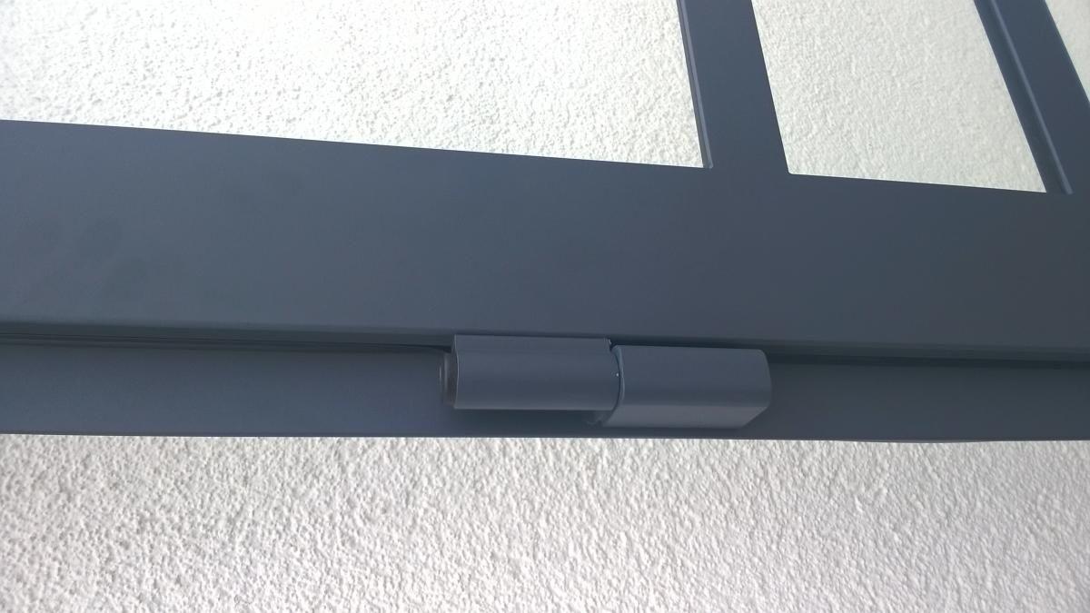 Ruutulasi teräsovi [FormaLoft_I] : Ovetikkunat.fi, ovet, ikkunat, autotallit, autokatokset, nosto-ovet, oviautomatiikka