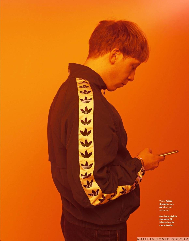 Eddy De Pretto Normal : pretto, normal, Fashion, Trends:, Pretto, Grazia, Hommes, David, Uzochukwu, Rappeur,, Artiste,, Chanteur