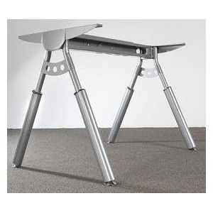 J Saw Horse Adjustable Channel Table Base
